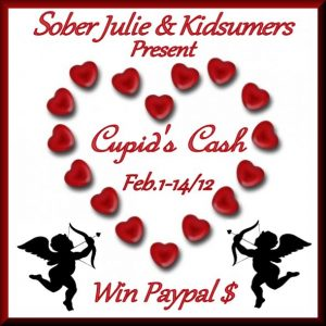 Cupid's Cash Giveaway