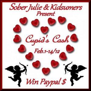 Cupid's Cash Giveaway