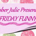Friday Funny~A 6yr old & an iPad