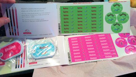 mabel's labels basic kit