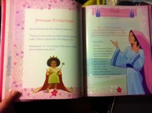 princess stories page