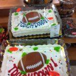 Superbowl Cake