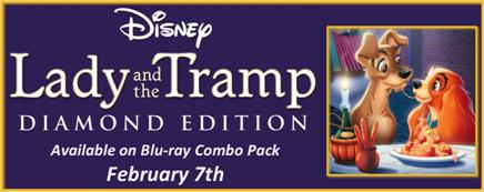 Disney Lady and the Tramp