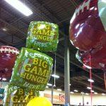 Superbowl Balloons