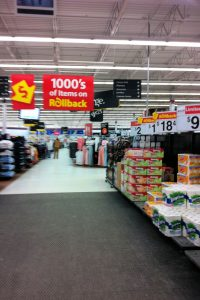 Walmart Rollback
