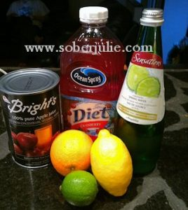 Citrus-Mocktail
