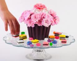 Cupcake-Vase