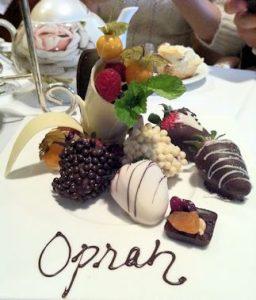 Oprah-Dessert