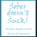 Sobriety Saved Her Life – Sober Doesn't Suck! #xa #recovery