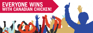 #winwithchicken
