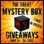 WIN 1 of 4 Mystery Boxes – Total value over $1000