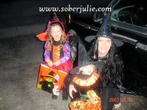 halloween with kids