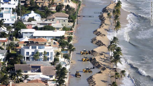 Hurricane Sandy Florida