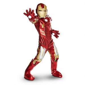Iron Man Deluxe Costume Disney