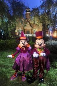 Mickey's Not-So-Scary Halloween Party Mickey