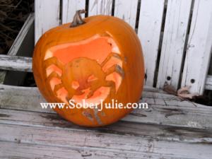 disney pumpkin carving template spider