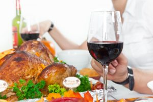 Thanksgiving-wine
