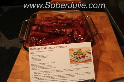 VH Sauce Recipe