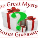 The Great Mystery Boxes Giveaway: Secret Santa Edition