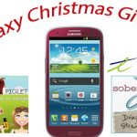 Win 1 of 4 Samsung Galaxy SIII from Telus #GalaxyChristmasGiveaway