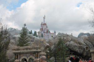 Magic Kingdom Fantasy Land Belle Castle