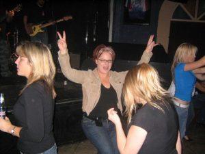 sober dance