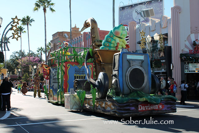 Hollywood Studios Parade 3