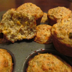 Healthy recipes muffin