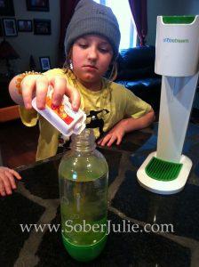 Soda Stream Syrup