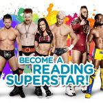 Wrestlemania Reading Challenge & #WWEMoms Twitter Party Alert