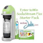 SodaStream Canada Review & Giveaway