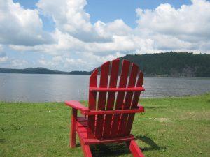 Spring Muskoka Chair