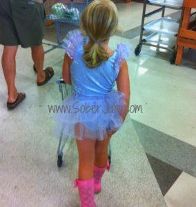 Motherhood shopping