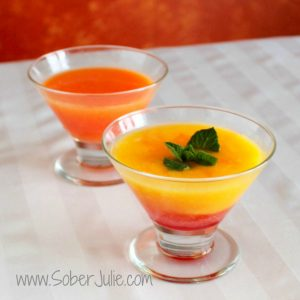 Mango Mint Mocktail