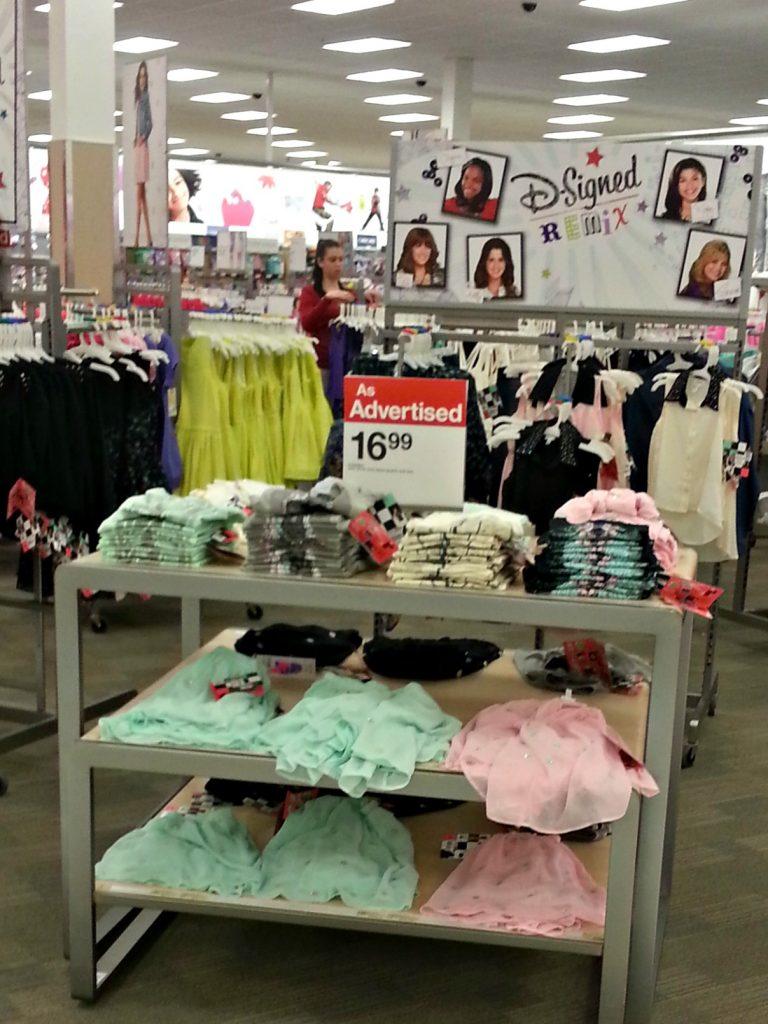 Target Ladies