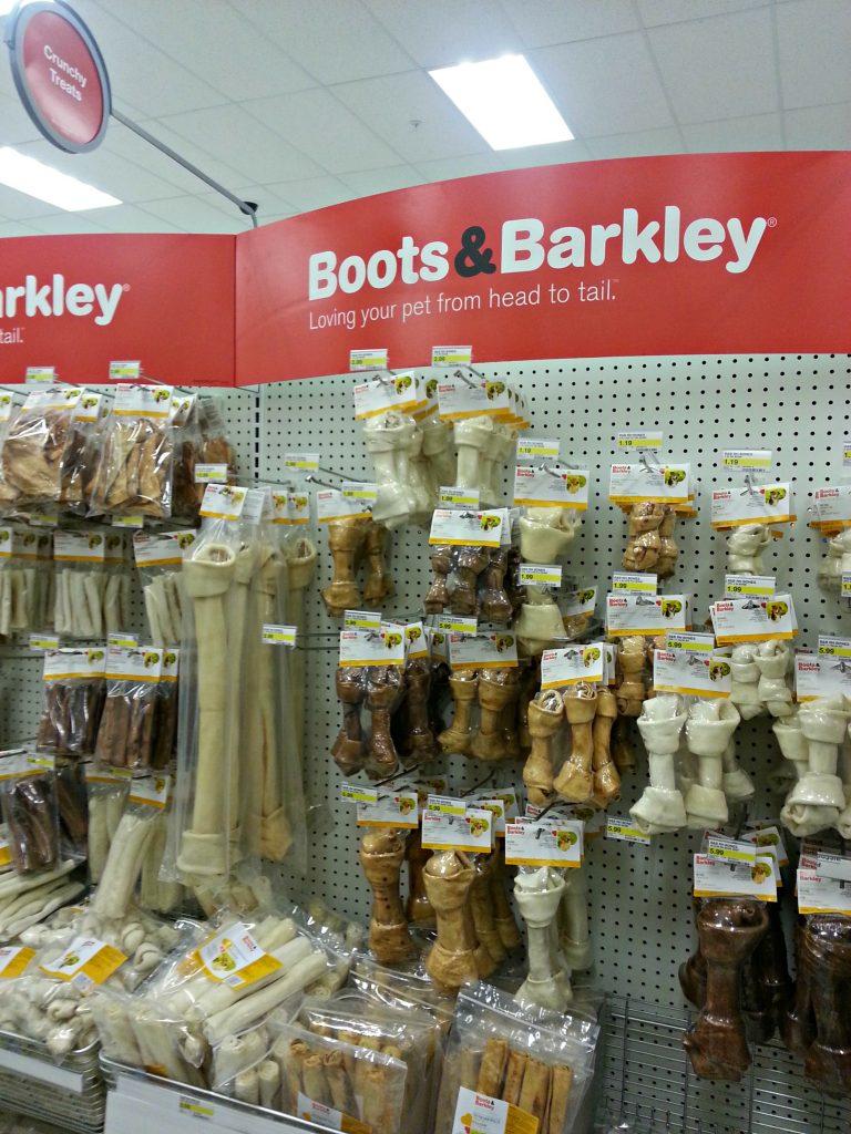 Target dog bones