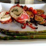 chicken breast recipe plated