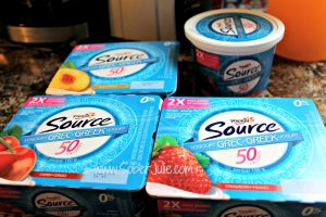 yogurt smoothie recipe