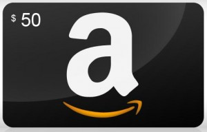 50 amazon gift card