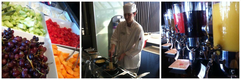 CAA Marriott Breakfast