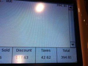 CAA discount at GAP