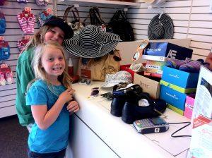 CAA membership Shopping Challenge Payless