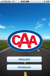 CAA app