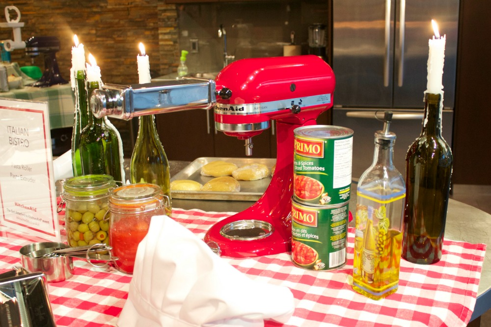 kitchenaid pasta maker plates instructions