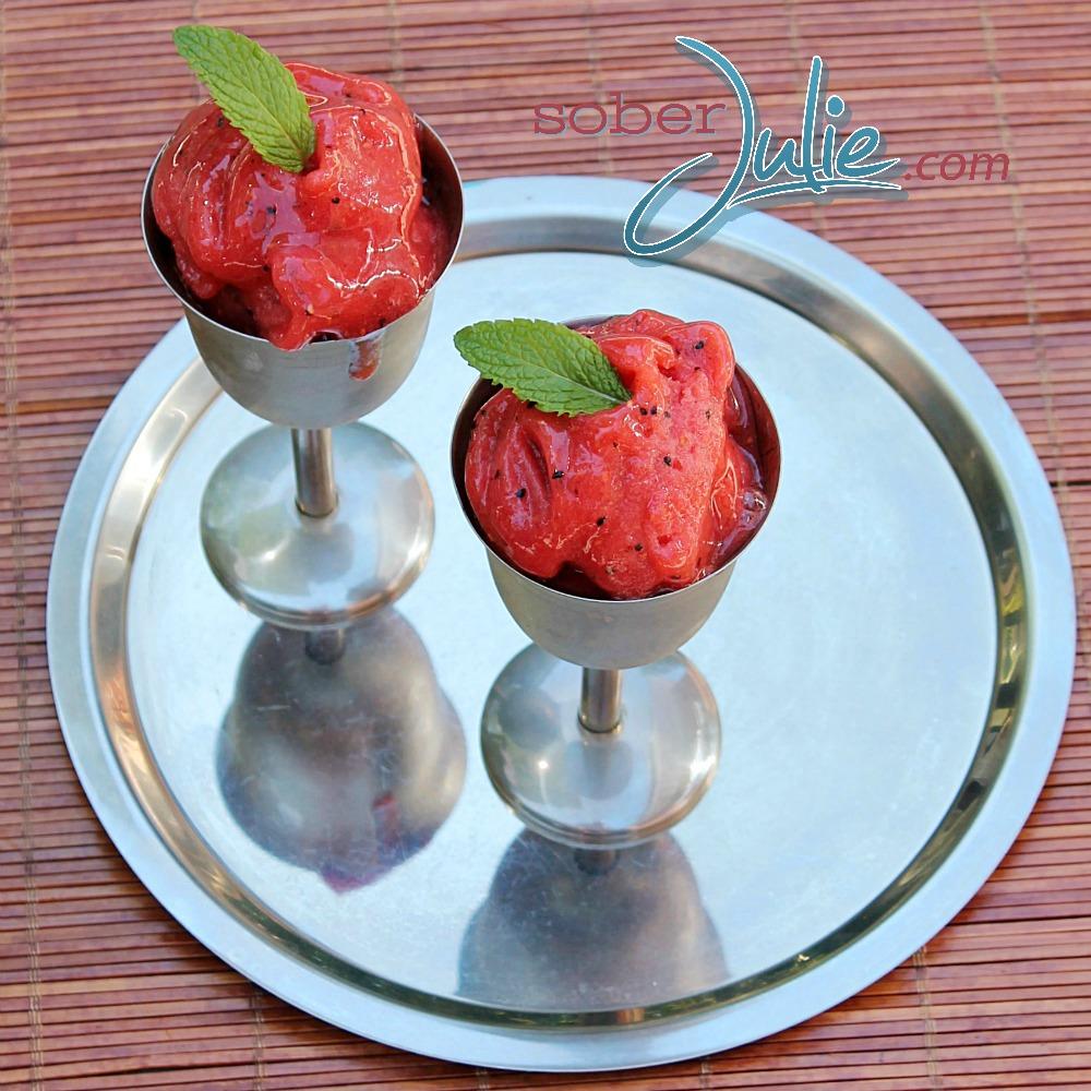 KitchenAid Ice Cream Maker Fruit Sorbet WM
