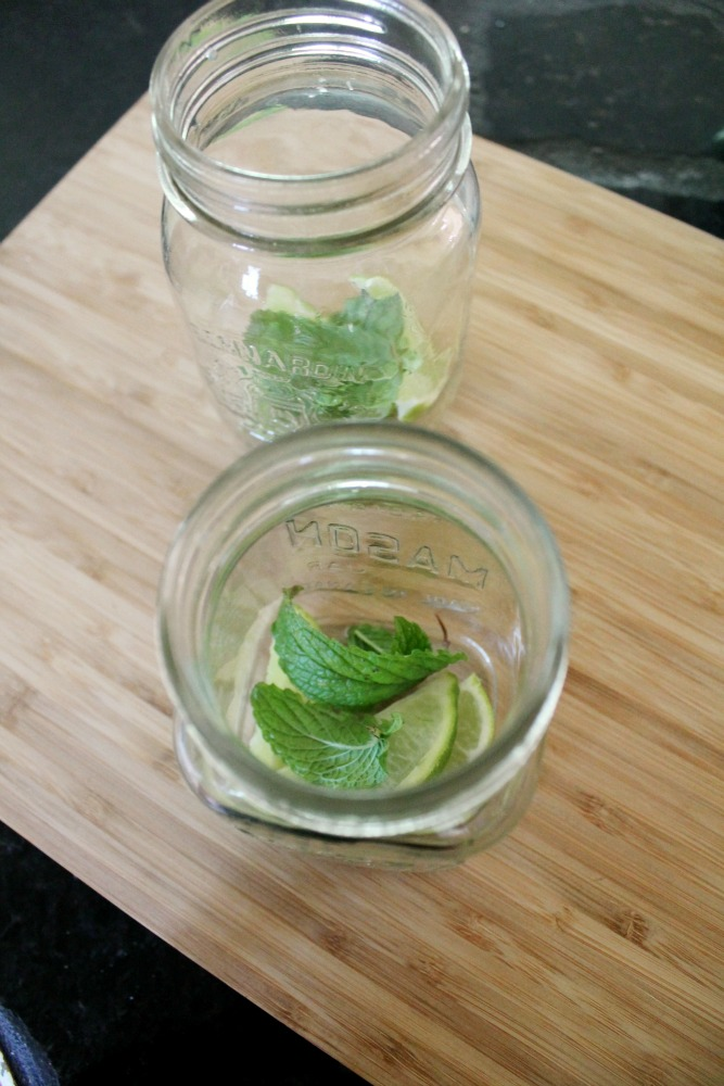 how to make a mojito mocktail