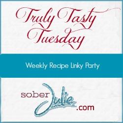 Truly Tasty Tuesday Recipe Badge