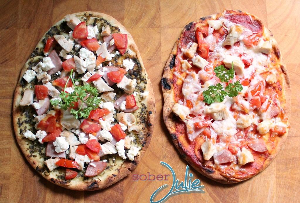Naan Pizza YUM #shop