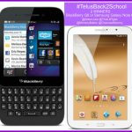 WIN a BlackBerry Q5 OR a Samsung Galaxy Note 8 #TelusBack2School