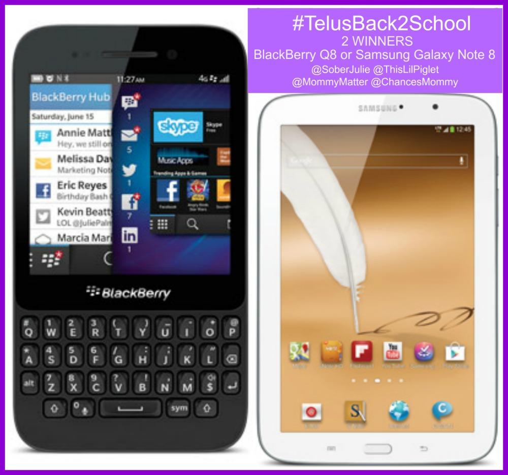#TelusBack2School